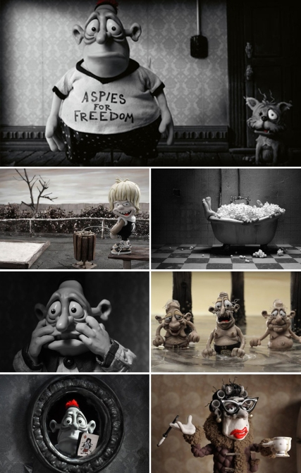 Mary and Max d'Adam Elliot © Gaumont Distribution
