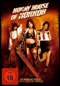 HornyHouseOfHorror_Affiche