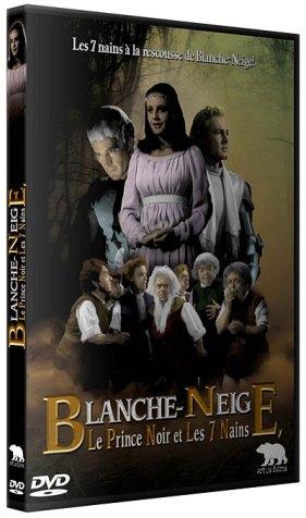 Blanche Neige le prince noir et les 7 nains_DVD
