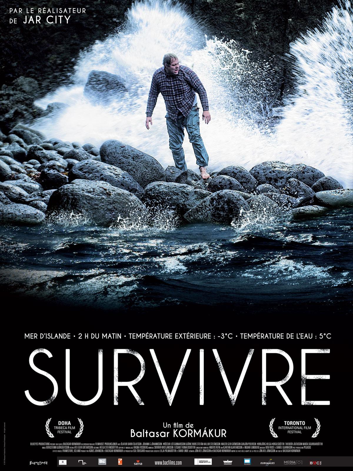 Survivre affiche