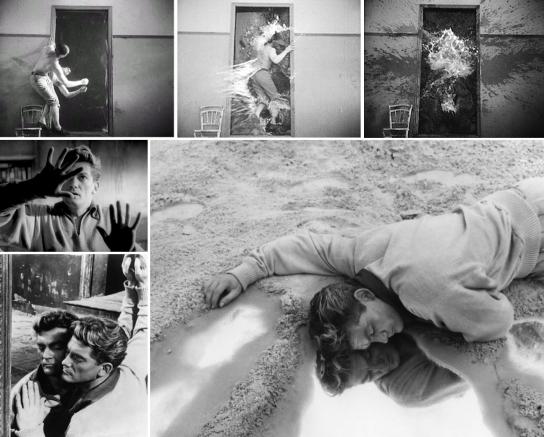 Le sang d'un poète_1930 © Vicomte de Noailles — Orphée_1950 © André Paulve Films