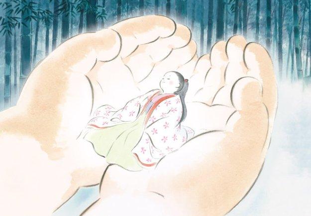 Le Conte de la Princesse Kaguya © The Walt Disney Company France