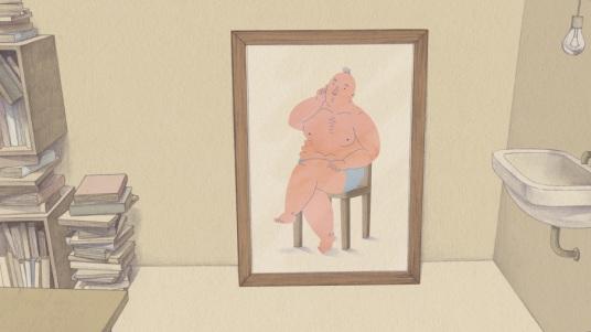 Man on the chair © Sacrebleu productions