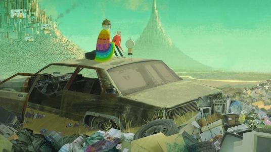 Le garçon et le monde © Filme de Papel