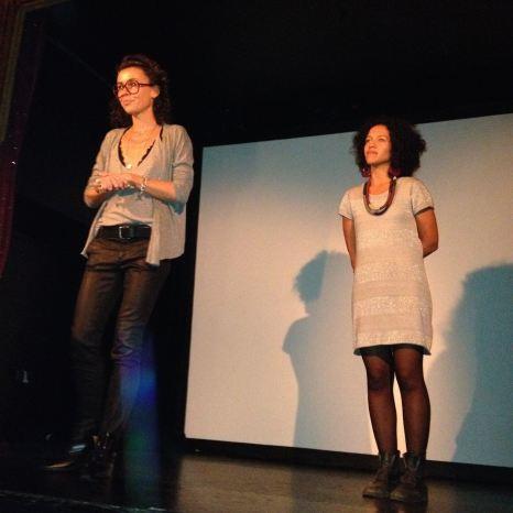 Laurence Guenoun & Maria Raquel à La Nouvelle Seine_12/11/16 © FredMJG © FredMJG