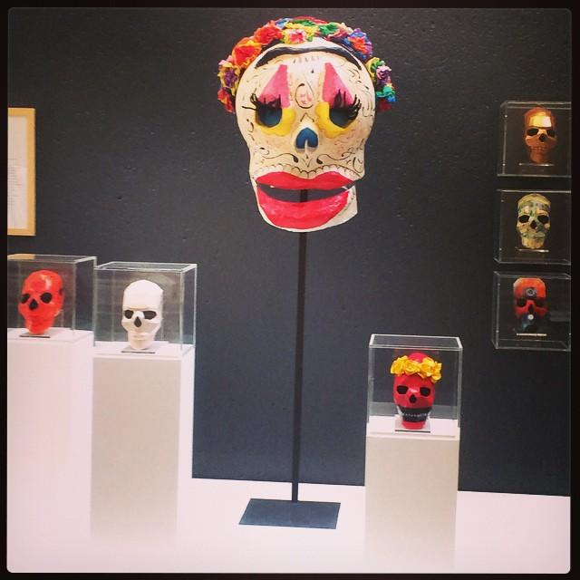 Chicano dream, Dia de los muertos © DR/Musée d'Aquitaine - FredMJG