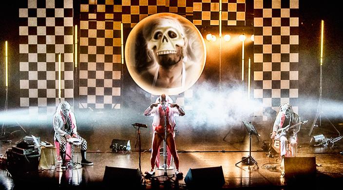 The Residents perform Shadowland © DR/L'Étrange Festival