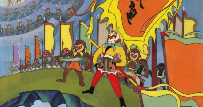 Le roi des singes contre le palais céleste © F3C/DR