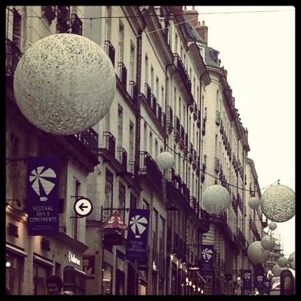 Parcours fléché rue Crébillon © FredMJG/Instagram