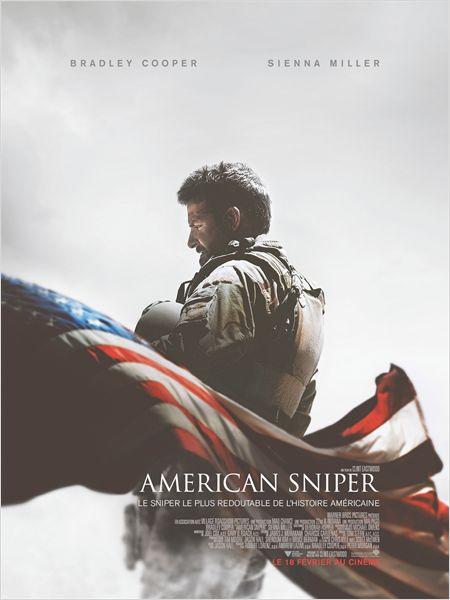American sniper_Affiche_ Warner Bros France