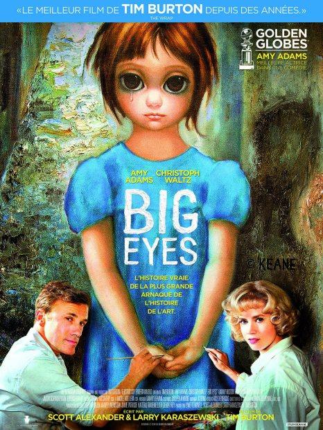 Big eyes_Affiche