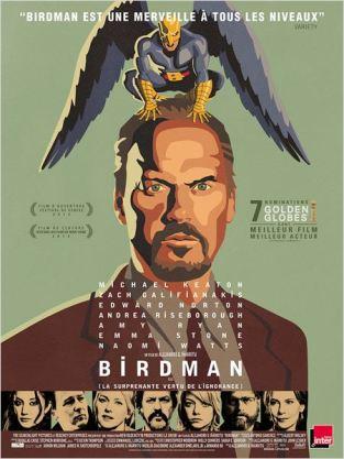 Birdman_Affiche_Twentieth Century Fox France