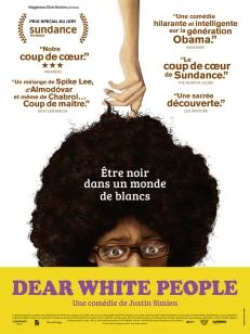 Dear white people_Affiche