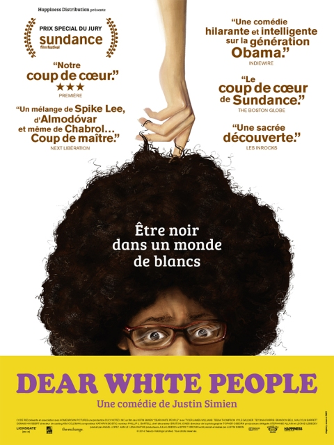 Dear white people_Affiche