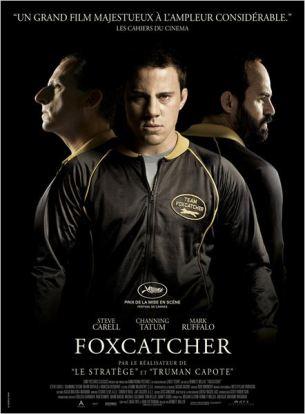 Foxcatcher_Affiche