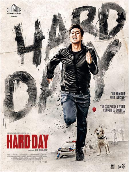 Hard day_Affiche