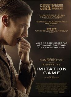 Imitation game_Affiche