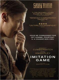 Imitation game_Affiche