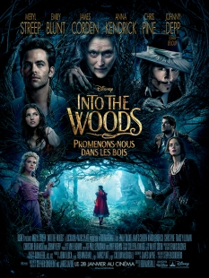 Into the woods_Affiche