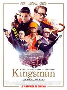 Kingsman_Affiche_Twentieth Century Fox France