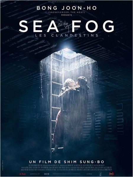 Sea fog_Affiche