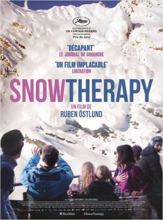 Snow therapy_Affiche