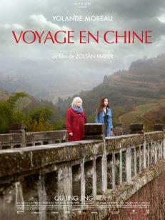 Voyage en chine_Affiche