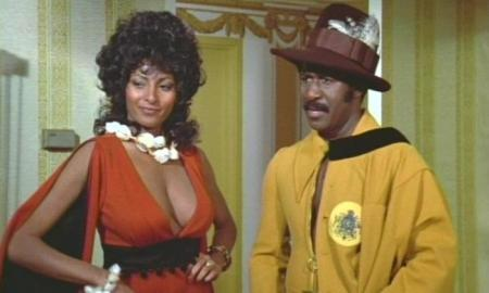 Coffy, la panthère noire de Harlem de Jack Hill ©  American International Pictures