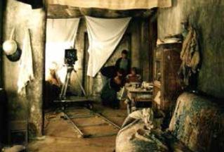 Seven invisible men [Photo de tournage] © Studio Kinema