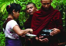 The monk © FAMU