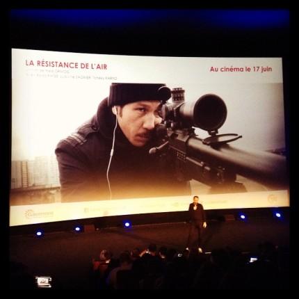 Line up de Gaumont © FredMJG