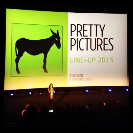 Le line up de Pretty Pictures © FredMJG