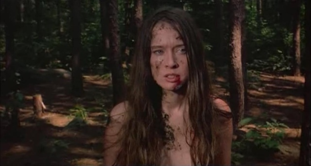 Camille Keaton dans I spit on your grave de Meir Zarchi © Cinemagic Pictures
