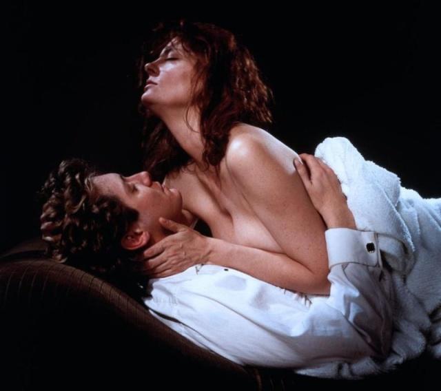 James Spader & Susan Sarandon dans White palace de Luis Mandoki © Universal Pictures