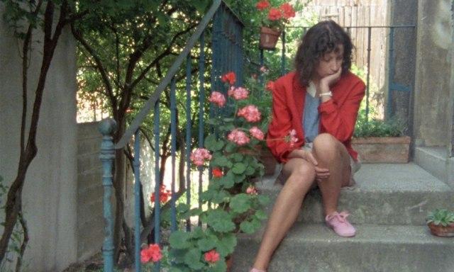 Marie Riviere dans Le rayon vert d'Eric Rohmer © Les films du losange