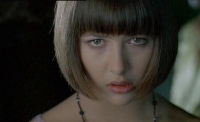 Sophie Marceau dans L'amour braque de Andrzej Zulawski © Sara Films