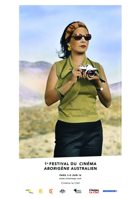 © Tracey Moffatt Self portrait 1999/Cinemaap