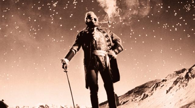 Le baron de Crac de Karel Zeman © DR