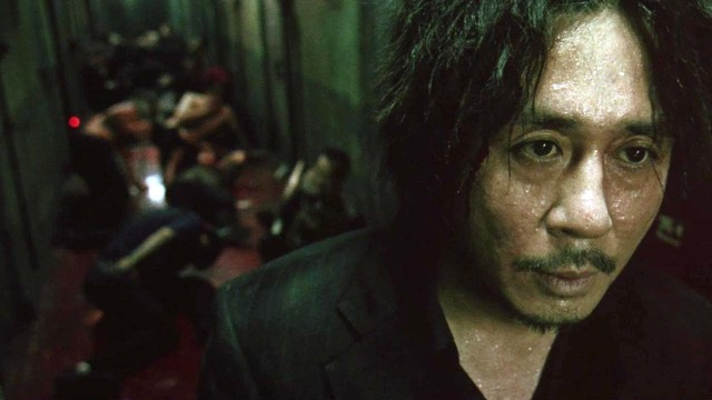Old boy de PARK Chan-wook © Bac Films