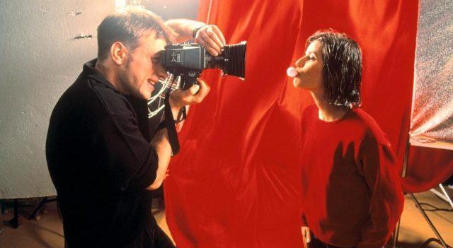 Samuel Le Bihan & Irène Jacob dans Trois couleurs : rouge © MK2 Productions