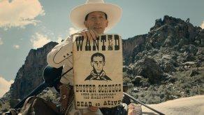 La Ballade de Buster Scruggs d'Ethan & Joel Coen © Netflix France