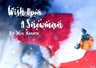 Wish upon a snowman de Miu Nakata © Miu Nakata