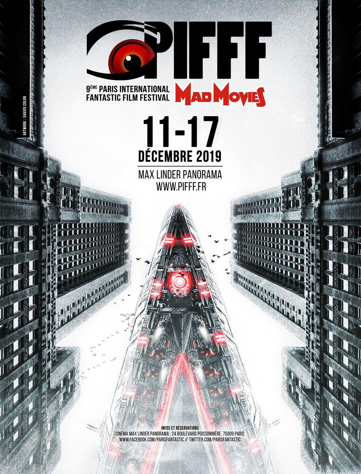 <strong>PIFFF</strong> — 9e édition ! [Rendez-vous au Max Linder du 11 au 17/12/19]