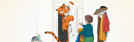 The tiger who came to tea © NBC Universal International Distribution